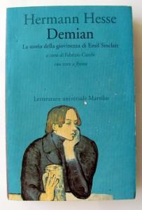Demian - Hermann Hesse, zajímavý obal
