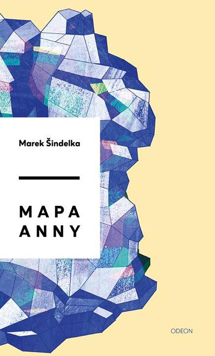 Mapa Anny (Marek Šindelka)